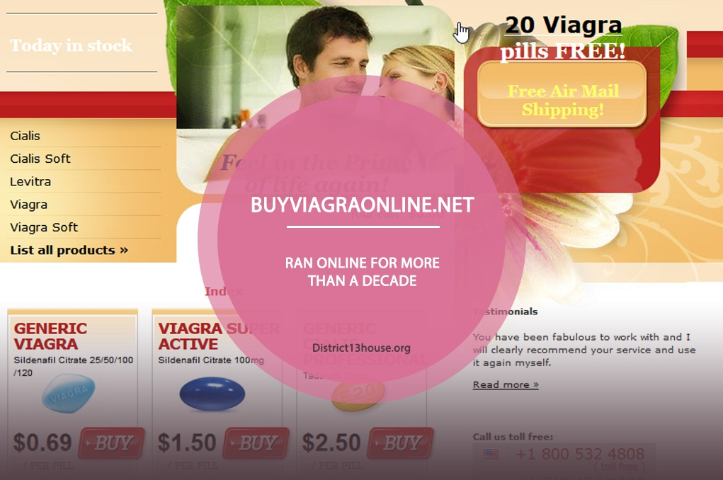 Buyviagraonline.net Review – Ran Online for More than a Decade