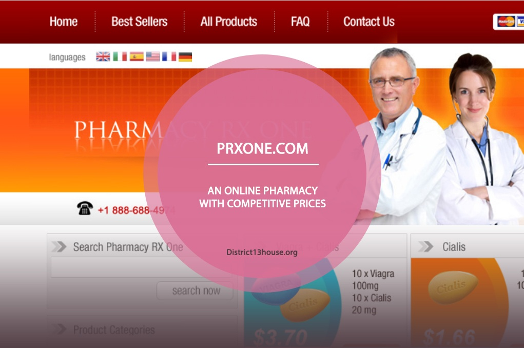 Prxone.com Review - An Online Pharmacy with Competitive Prices
