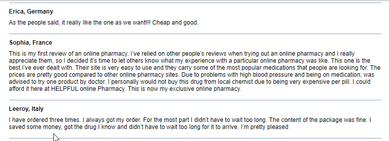 Canadian-Pharma Com Review – A Pharmacy with Nice Prices but